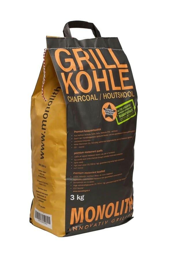 Monolith Charcoal 3kg