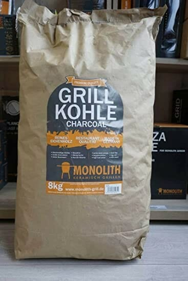 Monolith Charcoal 8Kg