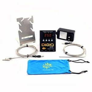 BBQ Guru DigiDX3 Black Kit