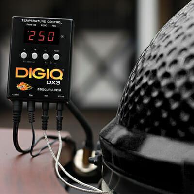 BBQ Guru DigiDX3 Black
