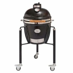 Monolith Junior BBQ Black with Cart