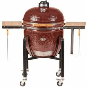 Monolith Le Chef BBQ Red with Cart