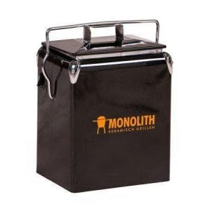 Monolith Metal Cooler Box 17 litre