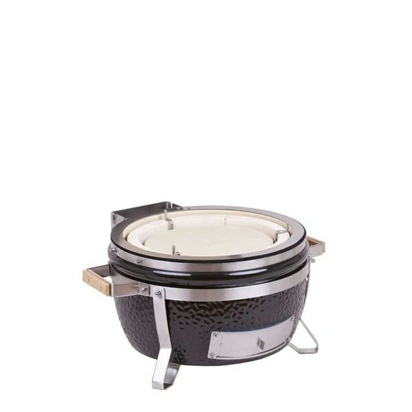 Monolith ICON BBQ removed lid