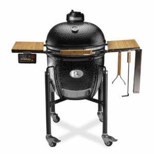 Monolith Le Chef with Cart BBQ Guru