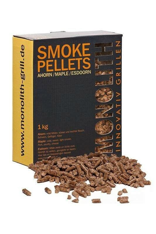 Monolith Smoke Pellets Maple