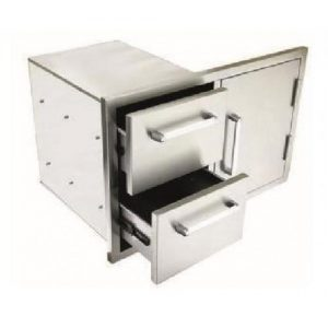 Whistler Drawer Door Combo